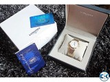 LONGINES posh watch full boxed with manuals