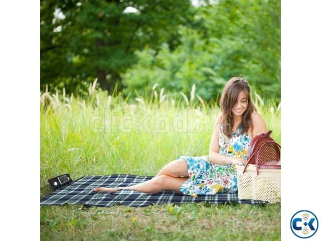 Portable Folding Waterproof Picnic Mat Camping Beach | ClickBD large image 0
