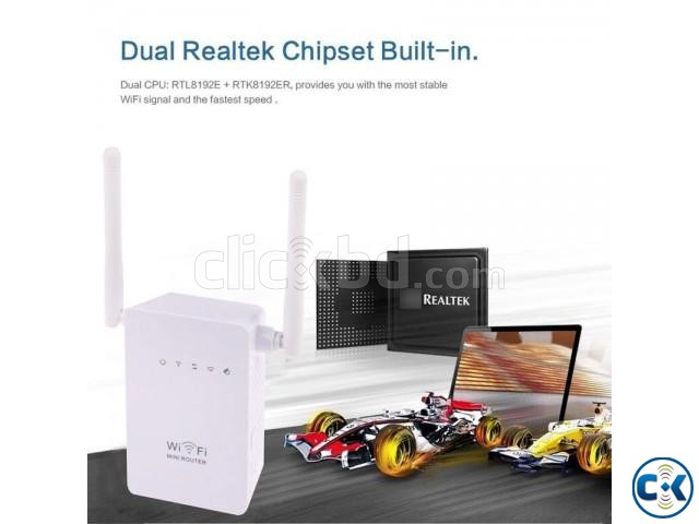 Wireless Mini Router and Repeater | ClickBD large image 0