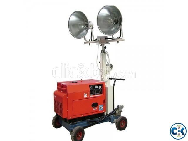 Lighting Tower Generator Tower Light | ClickBD large image 2