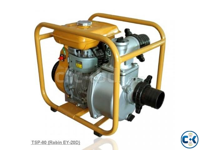 Gasoline Water Pump Diesel Water Pump | ClickBD large image 0