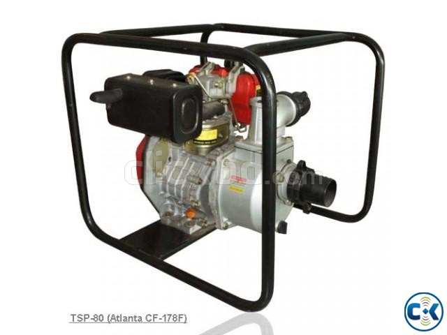 Gasoline Water Pump Diesel Water Pump | ClickBD large image 1