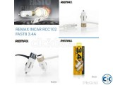 Car Charger Remax 3.4a Fast8