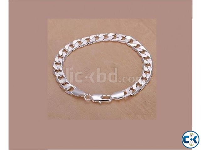 PDJ Link Design Chain Bracelate 50grams for Men - New Year | ClickBD large image 0