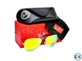 RayBan Aviator Yellow Shades Sunglasses