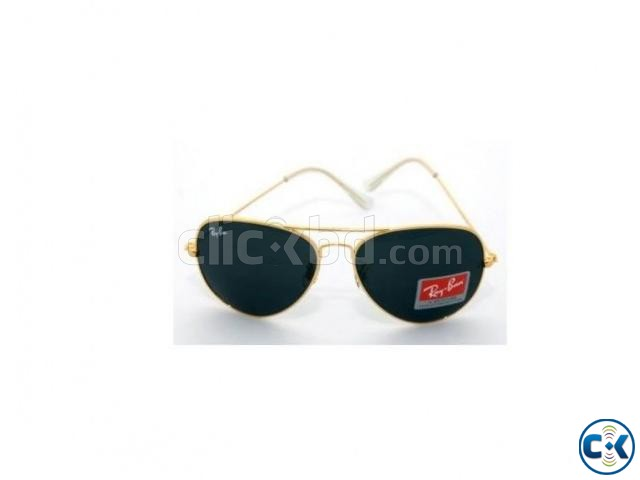 RAY BAN GOLDEN COLOR MENS SUNGLASS  | ClickBD large image 0