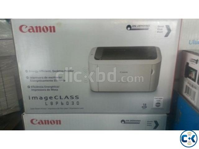 Canon imageCLASS LBP6030 Printer | ClickBD large image 0
