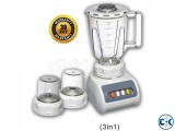 3 IN 1 BLENDER WITH GRINDER