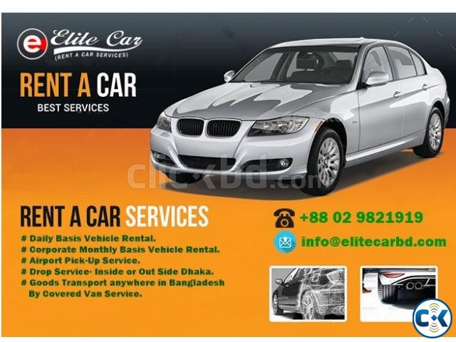 Rental Car Services >> Elite Rent A Car Service On All Over Bangladesh Clickbd