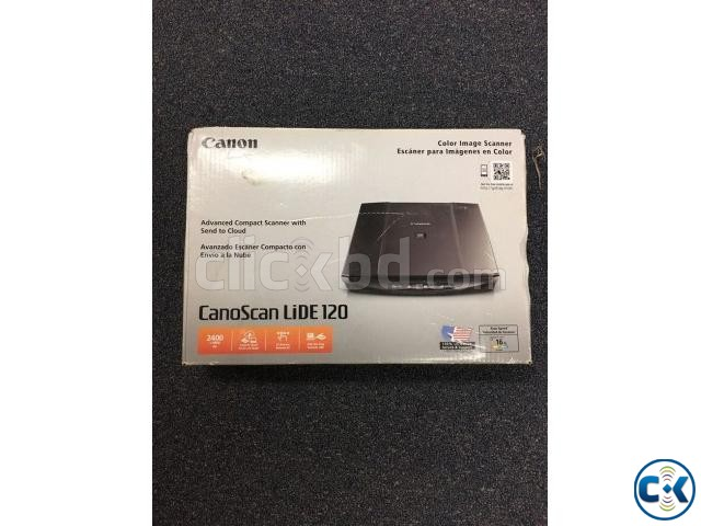 Canon LiDE 120 Compact and Stylish Flatbed Scanner | ClickBD
