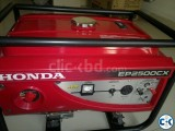 Honda EP2500CX Generator-2500VA For Sale in Mohammadpur