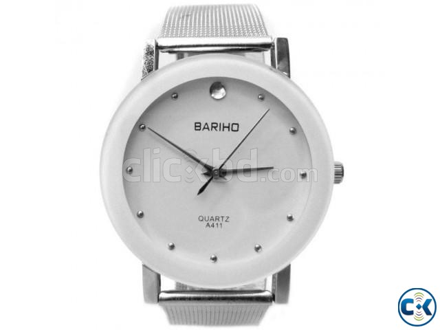 Bariho Stainless Steel Gents Watch  | ClickBD large image 0