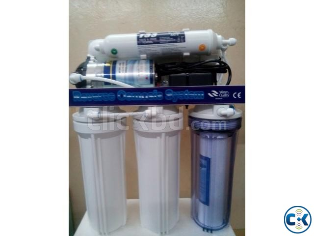 RO water purifier system | ClickBD large image 0