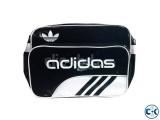 Black Adidas Side Bag.