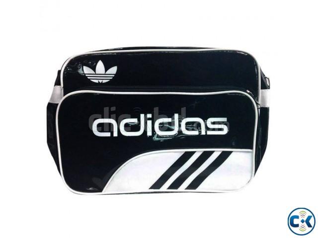 Black Adidas Side Bag. | ClickBD large image 0
