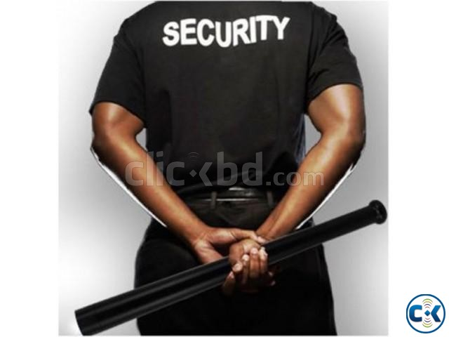 Self defense Metal baseball bat shape LED Torch 17 inch | ClickBD large image 0