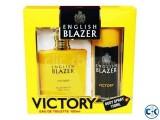 English Blazer Victory Gift Set For Men 100 Ml 150 Ml