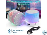 Mini Wireless Bluetooth Speakers With Colorful Lighting-Mixc