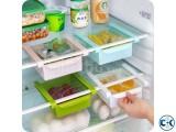Refrigerator Layer Storage Box 1 Pc Multi Color