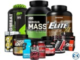 GYM Supplement Online Store