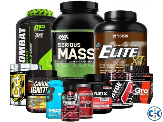 GYM Supplement Online Store  | ClickBD large image 0