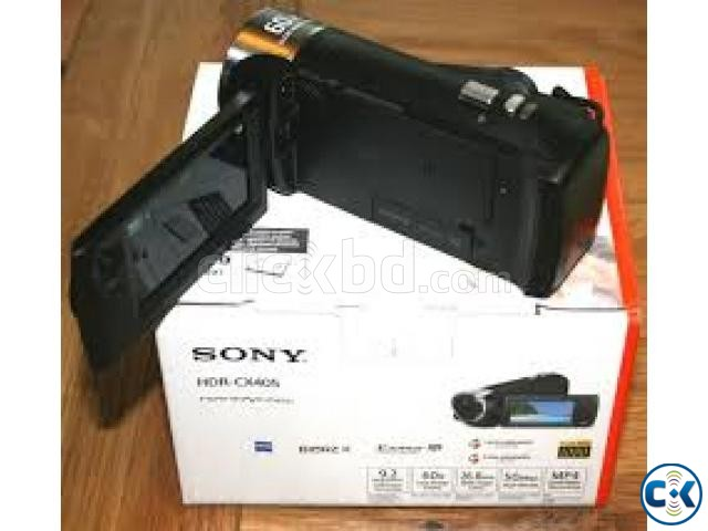 Sony Handycam HDR-CX405 27x Zoom 9.2MP Full HD 2.7 LCD | ClickBD large image 0