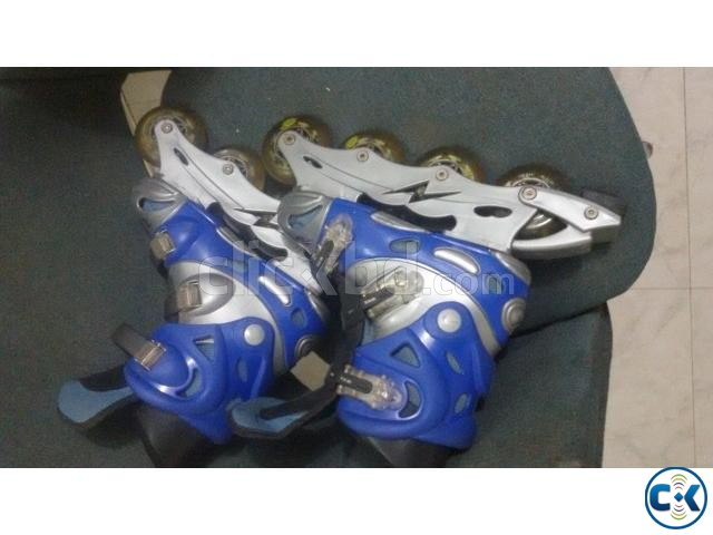 Skating shoes Roller blade Bought FROM KOREA | ClickBD large image 0