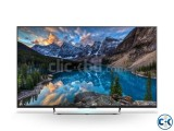 SONY 55INCH W800C 3D ANDROID LED TV