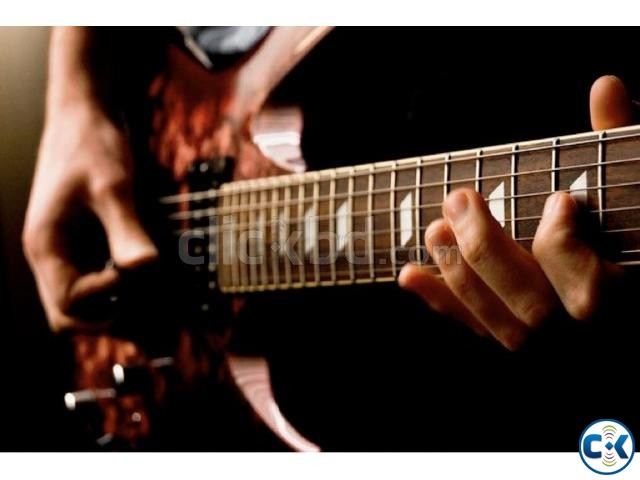 GUITAR TUITION 10 Years Experience  | ClickBD large image 2