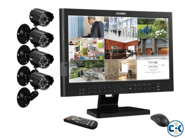 CCTV Camera service in Motizil | ClickBD large image 4