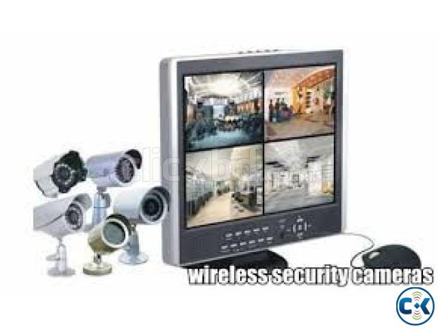 CCTV Camera service in Gulshan | ClickBD large image 2