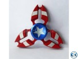 Fidget spinner captain of America