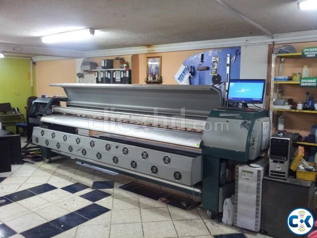 PVC printing Offset Printing Machine | ClickBD large image 0
