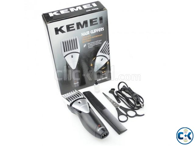 Kemei Hair Clipper KM3090 | ClickBD large image 0