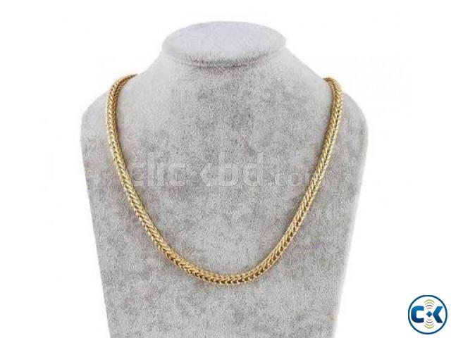 14K Gold Filled Men s Chain | ClickBD large image 0