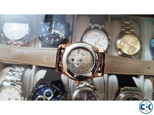 OMEGA HOUR VISION 100M 330FT AUTOMATIC | ClickBD large image 0