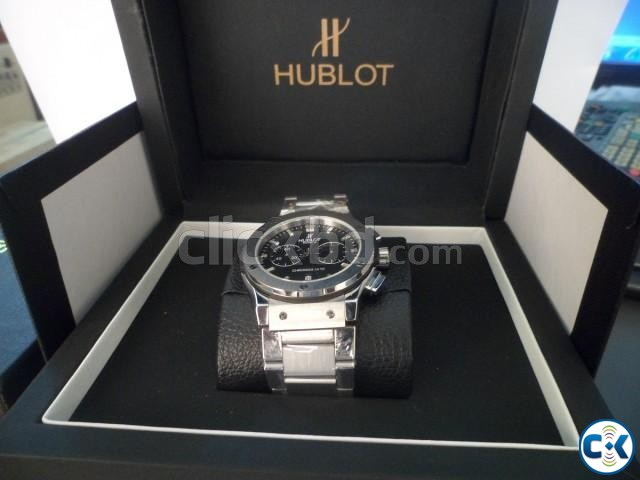 Hublot Sliver watch Limited Edition | ClickBD large image 0