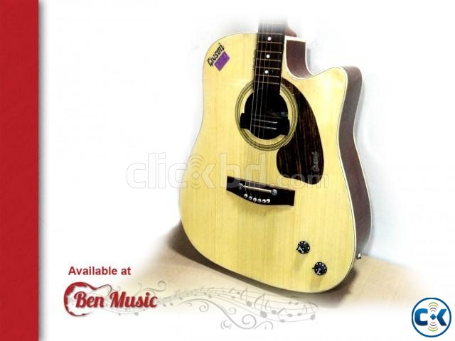 Givson Jumbo Cut-A-Way with without Pickup  | ClickBD large image 0