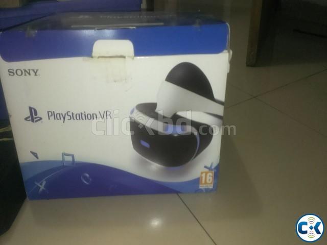 PS VR Bundle | ClickBD large image 0