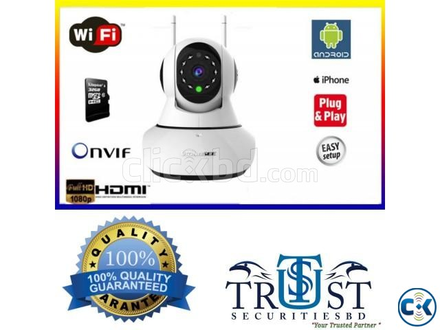 Jovision H510 WiFi IP CC Camera | ClickBD large image 0
