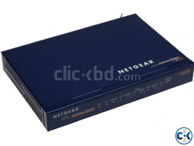 Netgear Rt314 router manage | ClickBD large image 0