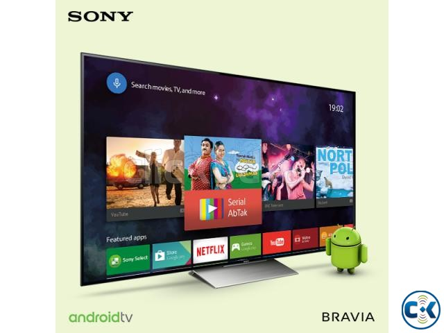 2 Years Replacement Guranty - Sony W800C 43 inch 3D Android | ClickBD large image 0