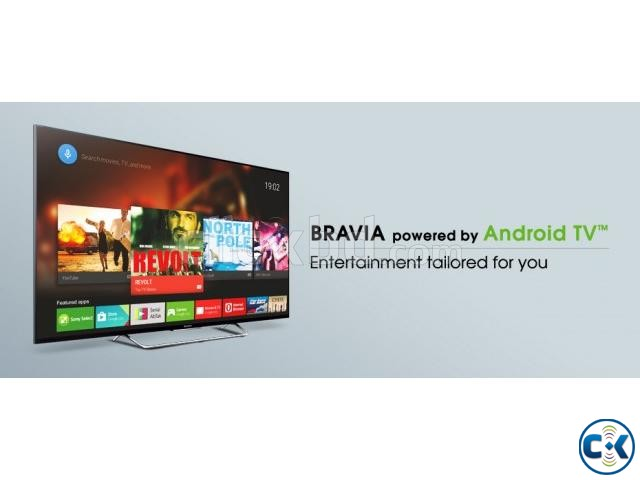 Sony bravia W800c 50 3D android tv Original | ClickBD large image 0