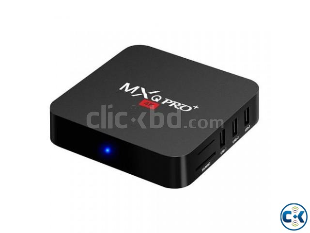 MXQ Pro Plus Quad Core 2GB RAM 16GB ROM Android TV Box | ClickBD large image 0