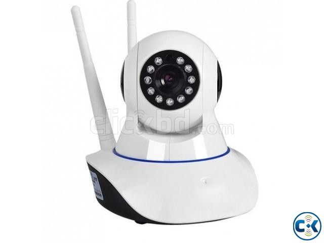 Onvif YYZ100SS-XF Wireless IP Network Security Camera | ClickBD large image 0