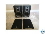 YAMAHA -A460 Stereo Amplifier Yamaha Speakers Monitors