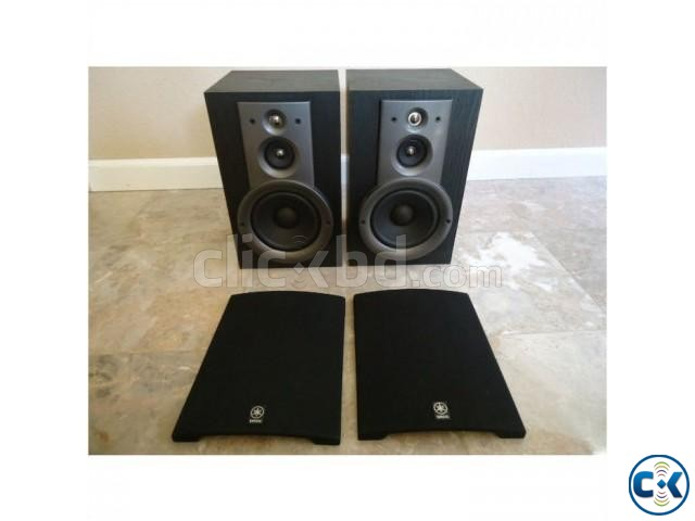YAMAHA -A460 Stereo Amplifier Yamaha Speakers Monitors | ClickBD large image 0