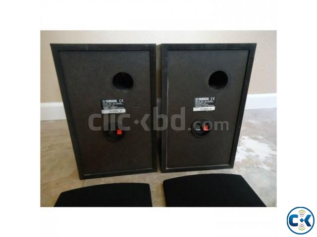 YAMAHA -A460 Stereo Amplifier Yamaha Speakers Monitors | ClickBD large image 1