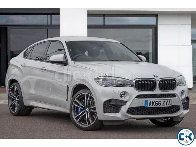 BMW X6 | ClickBD large image 0
