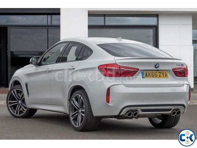 BMW X6 | ClickBD large image 1